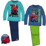 Gyerek hosszú pizsama Pókember, Spiderman 3-8 év