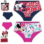 Gyerek fehérnemű, bugyi Disney Minnie 1 darab/csomag