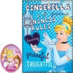 Disney Hercegnők plüss takaró 90*120cm