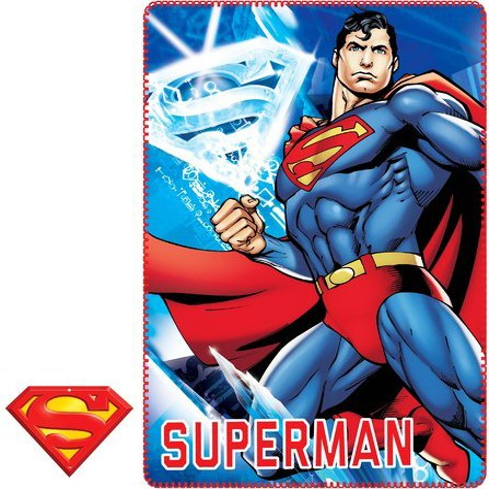 Polár takaró Superman 100 150cm - Javoli Disney Licensz Online ... 0ba001f215