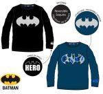 Batman flitteres gyerek hosszú póló, felső 3-8 év