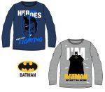 Batman gyerek hosszú póló, felső 3-8 év