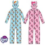 Én kicsi pónim gyerek hosszú pizsama overál 3-8 év