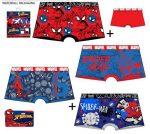 Pókember gyerek boxeralsó 2 darab/csomag