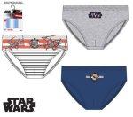 Star Wars gyerek fehérnemű, alsó 3 darab/csomag