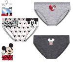 Gyerek fehérnemű, alsó Disney Mickey 3 darab/csomag
