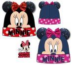 Disney Minnie Gyerek flitteres kötött sapka