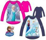 Disney Jégvarázs gyerek hosszú póló, felső 4-8 év