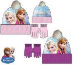 Gyerek sapka + kesztyű szett Disney Frozen, Jégvarázs