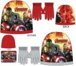 Gyerek sapka + kesztyű szett Avengers, Bosszúállók
