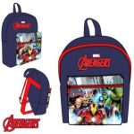Hátizsák, táska Avengers, Bosszúállók