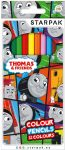 Színes ceruza 12 db-os Thomas and Friends