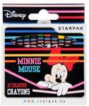 Disney Minnie Zsírkréta 12 db-os