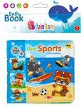 Sport Pancsolókönyv babajáték
