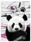 Panda A/4 gumis mappa