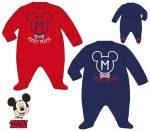 Disney Mickey Baba rugdalózó 6-24 hó