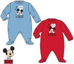 Baba rugdalózó Disney Mickey 6-24 hó