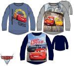 Gyerek hosszú ujjú póló Disney Cars, Verdák 3-8 év