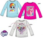Gyerek hosszú póló, felső My Little Pony 3-8 év