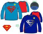 Superman gyerek hosszú póló, felső 3-8 év