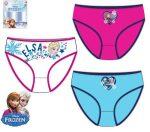 Gyerek fehérnemű, bugyi Disney Frozen, Jégvarázs 3 darab/csomag