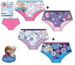 Gyerek fehérnemű, bugyi Disney Frozen, Jégvarázs 2 darab/csomag