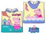 Peppa Pig strand törölköző poncsó 50*100cm (Fast Dry)