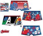 Avengers, Bosszúállók gyerek boxeralsó 2 darab/csomag