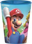 Super Mario pohár, műanyag 260 ml