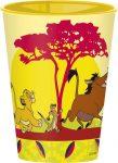 Disney Az Oroszlánkirály pohár, műanyag 260 ml