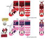 Disney Minnie Gyerek vastag csúszásgátlós zokni 23-34
