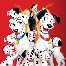Disney 101 Kiskutya